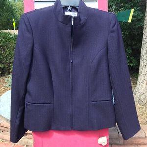 Pendleton 100% Soft Virgin Wool Dark Blue Blazer
